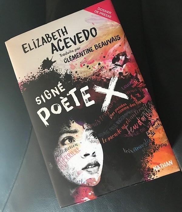 lecture #115 : signé Poète X