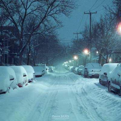 Street of Montréal