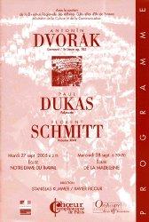 Florent Schmitt Choeur Symphonique de Paris Psaume XLVII