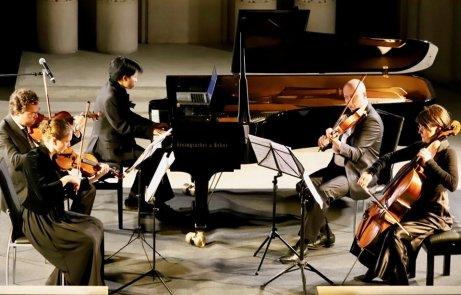 Florent Schmitt Piano Quintet Armstrong Berne Hirson 2018