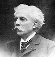 Gabriel Faure, French compositon and teacher of Florent Schmitt.