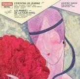 L'Eventail de Jeanne ballet (Geoffrey Simon/Philharmonia, Chandos)