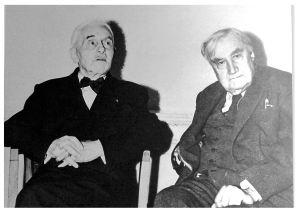 Florent Schmitt and Ralph Vaughan-Williams