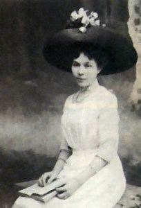 Cecile Sauvage, French poet