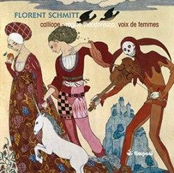 Florent Schmitt Trois trios Calliope Timpani