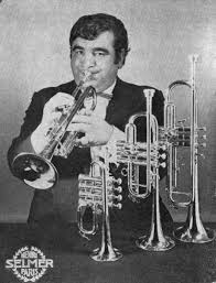 Maurice Andre, French trumpeter