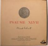 Florent Schmitt Psaume XLVII premiere recording