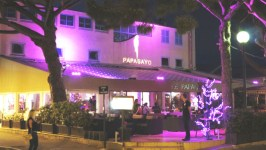 Le Papagaho Nightclub St. Tropez