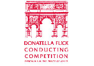 Donatella Flick Conducting Competition