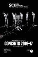 BBC SO 2016/17 Concert Season