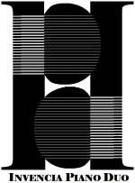 Invencia Piano Duo logo
