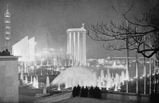 Festivals of Lights Paris Expo 1937