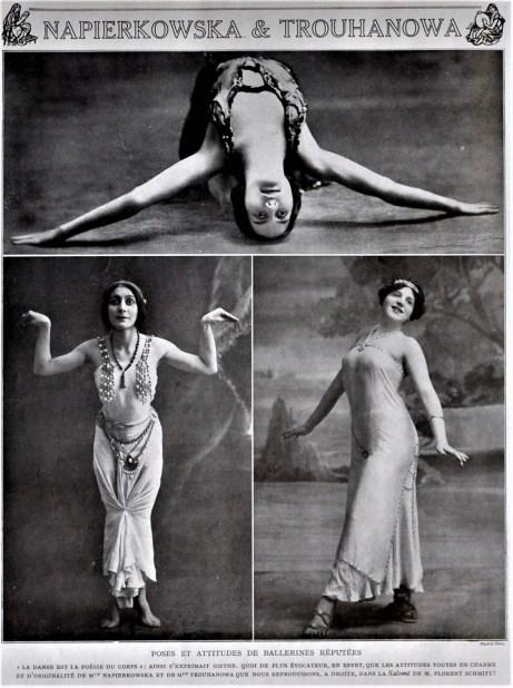 Natalia Trouhanova La Tragedie de Salome 1912