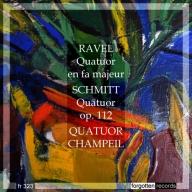 Ravel Schmitt Forgotten Records Champeil