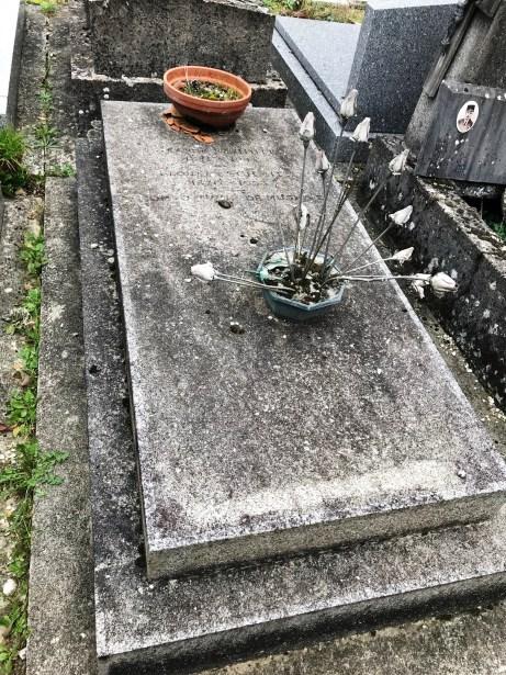 Florent Schmitt gravestone