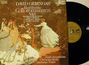 David Geringas Eurodisc Vol. 2 Florent Schmitt