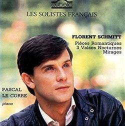 Florent Schmitt Pascal le Corre Cybelia