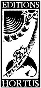 Editions Hortus logo