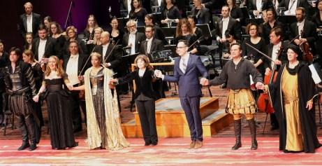 Virginia Arts Festival Antony & Cleopatra cast Florent Schmitt Shakespeare