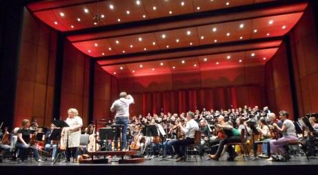 OSQ Dress Rehearsal for Florent Schmitt Psaume XLVII May 28 2019