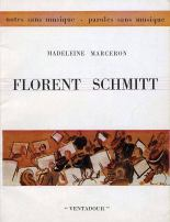 Florent Schmitt Madeleine Marceron 1959