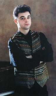 Ivo Kaltchev pianist 2001