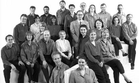BBC Singers 1994 photo
