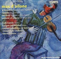 Max d'Ollone Foster Claves