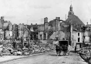 Verdun France 1916