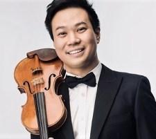 Nikki Chooi violin