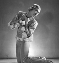 Serge Lifar Prince of Love Oriane et le Prince d'Amour Florent Schmitt 1938