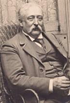 Alphonse Hasselmans harpist