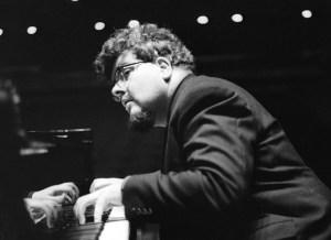 John Ogdon British pianist