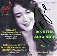 Martha Argerich Reinhard Peters Mozart Doremi