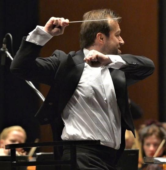 Fabien Gabel French conductor Le Soleil 2017