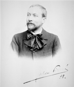 Gabriel Pierne French composer and conductor