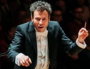 Simon Gaudenz conductor