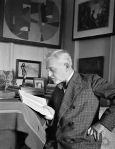 Florent Schmitt 1937 photo Lipnitzki/Roger Viollet