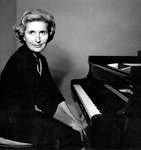 Pauline Gordon French pianist