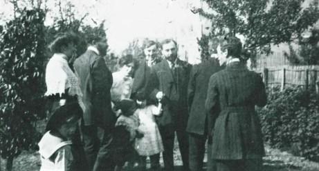 Florent Schmitt Leon-Paul Fargue Maurice Ravel 1910