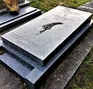 Pierre Bourgeois gravesite