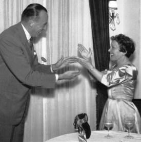Edith Piaf Emmanuel Bourgeois 1957