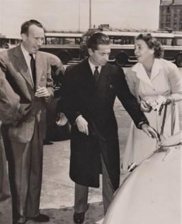 Herbert von Karajan Pierre Bourgeois 1952