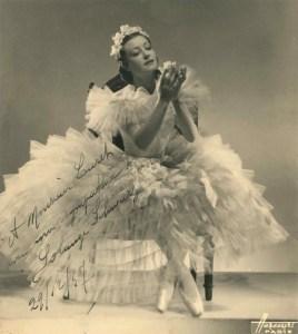 Solange Schwarz dancer