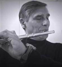 Luigi Spina flute