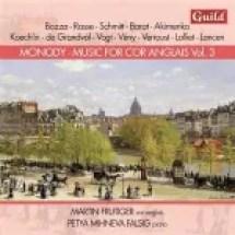 Martin Frutiger French English horn music Florent Schmitt Guild