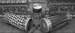 kebyar Bali gamelan gong