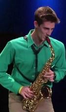 Victor Serra saxophone
