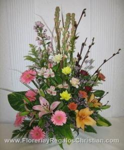 Flores primaverales de temporada - P6