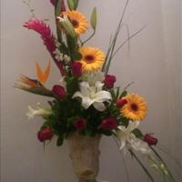 C5 - Arreglo floral para aniversario